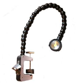 China Versatile ABS BBQ Handle Light , LED Barbecue Grill Light Gooseneck Clip Lamp supplier