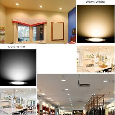 China Light Weight LED Flat Panel Light 2W Providing Effective Boat Safety Lighting supplier