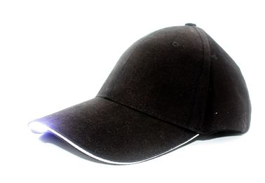 High Beam Powerful LED Light Circumference 58cm Illumination Unisex Sport Hat